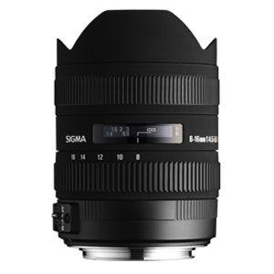 SIGMA 8-16mm F4.5-5.6 DC HSM ソニーマウント用 [ 8-16MMF4.5-5.6 DC SO ] - 拡大画像