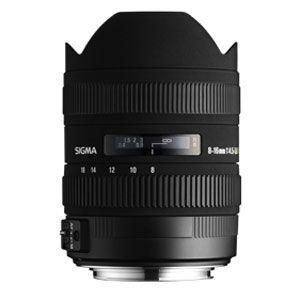 SIGMA 8-16mm F4.5-5.6 DC HSM ペンタックスマウント用 [ 8-16MMF4.5-5.6 DC PA ] - 拡大画像