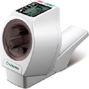 テルモ 電子血圧計 TERUMO アームイン・プラス血圧計[ ES-P2000BR(メモリ-ツキ) ] - 拡大画像