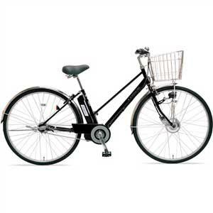SANYO(サンヨー) 電動ハイブリッド自転車 eneloop bike(エネループ バイク) CY-SPH227-K 27インチ ブラック - 拡大画像