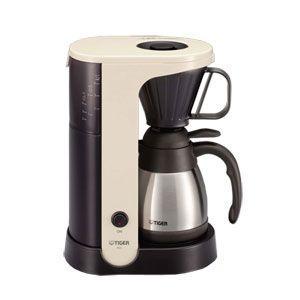 TIGER(タイガー) コーヒーメーカー カフェクリーム ACU-A040-WT - 拡大画像