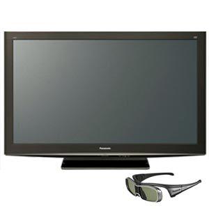 Panasonic 54V型地上・BS・110度CSデジタルフルハイビジョンプラズマテレビ 3D VIERA[ TH-P54VT2 ] (3Dテレビ) - 拡大画像