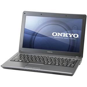 ONKYO(オンキョー) ノートパソコン M515シリーズ M515A4WX - 拡大画像