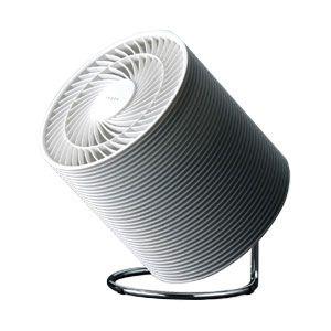 TWINBIRD(ツインバード) サーキュレーター IEZOK(いえ族) KJ-EK01-W ホワイト系 【扇風機】 - 拡大画像