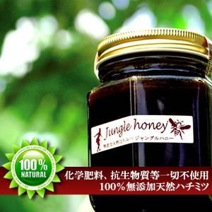 天然ハチミツ ジャングルハニー 250g - 拡大画像