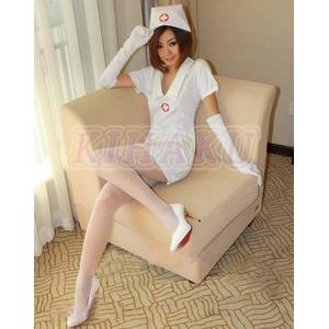 コスプレ 看護婦のナースコスプレ*コスチューム 5112 - 拡大画像