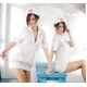 コスプレ 白の看護婦のナースコスプレ*コスチューム 5115 - 縮小画像1