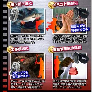 【小型カメラ】赤外線ミニDVカメラ(匠ブランド)『MiniDV-IR』(ミニDVアイアール) f04