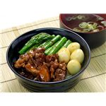 比内地鶏 焼き鳥丼の具 (2食入り×2セット)