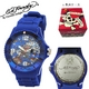 ed hardy(エドハーディー) 腕時計 メンズ/レディース【MH-CD0600】ブルー - 縮小画像1