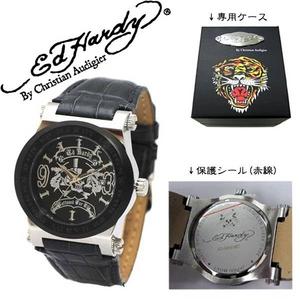 ed hardy(エドハーディー) 腕時計 メンズ/レディース【AD-SR0167】 - 拡大画像