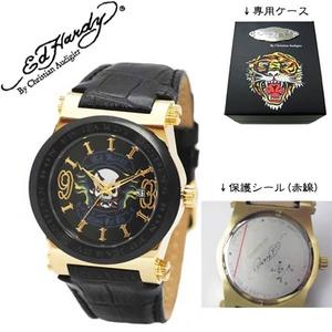 ed hardy(エドハーディー) 腕時計 メンズ/レディース【AD-GD0042】 - 拡大画像