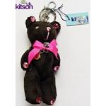 KITSON(キットソン) クマ キーホルダー ブラウン