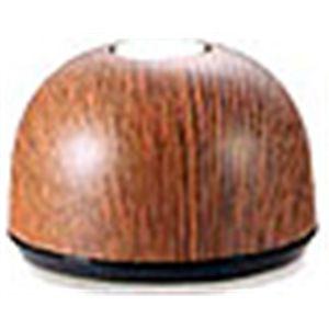 【送信機14台セット】 呼び出し機ベルスター 木目色セット 【ミディアムオーク丸型】  - 拡大画像