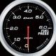 Defi-Link Meter ADVANCE BF (デフィー リンクメーター アドバンスBF) 燃圧計 60φ ホワイトモデル - 縮小画像1