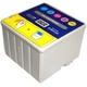 【エプソン(EPSON)対応】IC5CL02 互換インクカートリッジ カラー 【5個セット】 - 縮小画像2