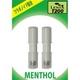 口臭予防にも【電子タバコ 国産カートリッジ】LENTA-T200用 ターボフィルター メンソール10パック(20本) - 縮小画像1