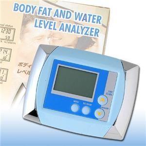 ボディファット&ウォーター レベルアナライザー(体脂肪水分計) - 拡大画像
