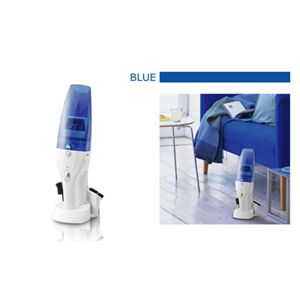 W&D コードレス ハンディクリーナー  su-inn mini ブルー - 拡大画像