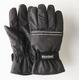 紳士PU防水発熱手袋《エクス》 ブラック - 縮小画像2