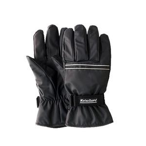 【エクス】防水発熱手袋(メンズ/ブラック) - 拡大画像