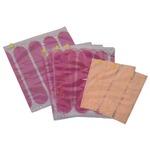 簡単圧縮トラベルスリムパック6枚組 ピンク