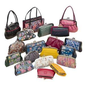 【お楽しみ袋】がま口財布・バッグ2点セット - 拡大画像