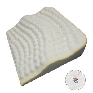 低反発枕/ピロー 【背中フィット】 洗えるカバー付き(オロペサ) - 拡大画像