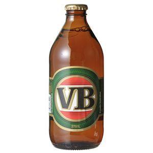 ヴィクトリア ビター 瓶 (輸入ビール) 375ml×24本入り - 拡大画像