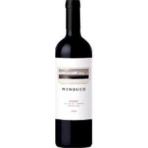 アルゼンチン産 赤ワイン メンドゥコ マルベック 750ml (12本入) - 拡大画像