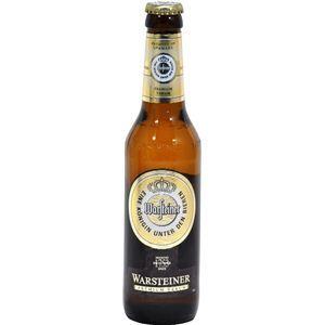 ドイツ産ビール ヴァルシュタイナー 瓶  330ml×24本 - 拡大画像