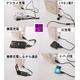 【電丸】【LED1+3】バッテリー内蔵型 手動発電機能付ラジオLEDライト 【防災職人】フラッシュライト - 縮小画像6