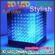 【電丸】CRISTAL CUBE 3D LED Display (クリスタルキューブ3D LEDディスプレイ) - 縮小画像1