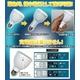 【電丸】懐中電灯にもなる充電式LED電球マジックバルブ【電球色】※40W相当(消費電力4W※口金E26/E27) - 縮小画像2