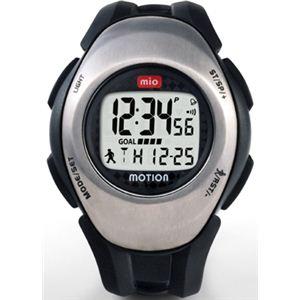 Mio(ミオ) 心拍計測機能付きスポーツ腕時計 Motion Fit(モーション フィット) - 拡大画像