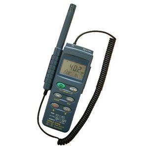 マザーツール MT-314 デジタルデータロガ温湿度計 - 拡大画像