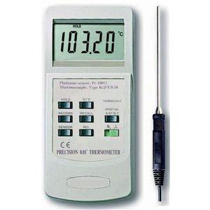 マザーツール MT-850HA 高精度デジタル標準温度計 - 拡大画像