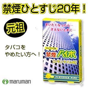 禁煙パイポ 10個セット レモンライム - 拡大画像