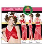 【クリスマスコスプレ】ハッピークリスマスコスチューム セクシードレス マーメイドトナカイドレス