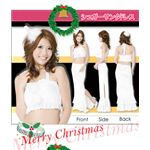 【クリスマスコスプレ】ハッピークリスマスコスチューム セクシードレス シュガーサンタドレス