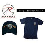 【ROTHCO(ロスコ)社製】NYPDネイビー Tシャツ&キャップセット TシャツサイズL