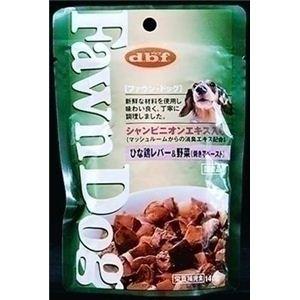 111830 デビフ ドッグフード Fawn Dog ひな鶏レバー&野菜(焼き芋ペースト) 140g×48袋 - 拡大画像