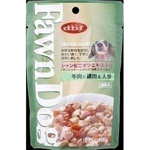 112050 デビフ ドッグフード Fawn Dog 牛肉と鶏肉&人参 140g×48袋 - 拡大画像