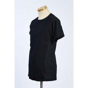 VADEL draping dolman crew-neck BLACK サイズ44 - 拡大画像