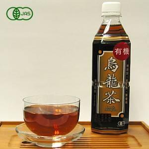 海東ブラザース 烏龍茶(ウーロン茶) 有機JAS認定商品 無添加・無着色・無香料 【500ml×24本】 - 拡大画像