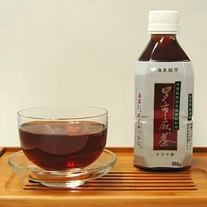 羅布麻茶(ラフマ茶)-(350ml×48本) - 拡大画像