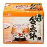 GEX(ジェックス) 匠の技が生きる金魚鉢 大 (水槽用金魚鉢) 【ペット用品】