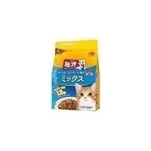 (まとめ)日本ペットフード ミオドライミックス かつお味 1.2Kg 【猫用・フード】【ペット用品】【×9セット】 - 拡大画像