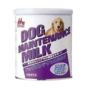 森乳サンワールド 森乳ドッグメンテナンスミルク 280g 【ペット用品】 - 拡大画像