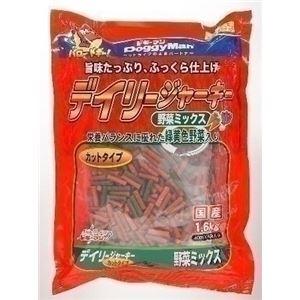 ドギーマンハヤシ デイリージャーキー 野菜 カット1.6Kg 【ペット用品】 - 拡大画像